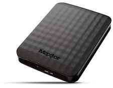 2TB Maxtor M3 USB3.0 Slimline Portable Hard Drive