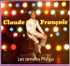 CLAUDE FRANCOIS - 1962 - 1972 - PHILIPS - 2001 - (38) CD BOX SET - MADE IN EU