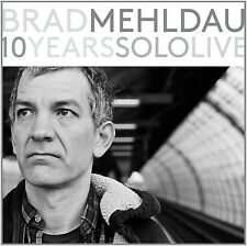 BRAD MEHLDAU - 10 YEARS SOLO LIVE 4 CD NEUF LENNON/MCCARTNEY/COBAIN/BRAHMS