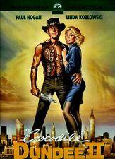 NEW DVD - CROCODILE DUNDEE 2 II - Paul Hogan, Linda Kozlowski,  COMEDY CLASSIC