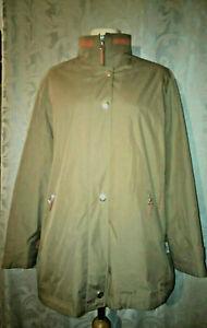Sympatex Isabell by Kohler & Krenzer all weather hiking walking jacket size 18