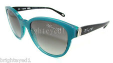 Authentic TIFFANY & CO. Pearl Green Cat Eye Sunglasses TF 4109 - 81723C *NEW*