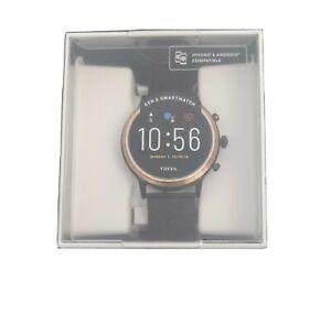 Fossil Women's Men's Gen 5 Smartwatch Julianna HR W/ Wear OS by Google HeartRate