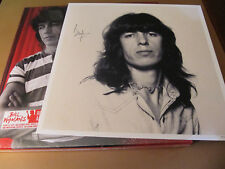 Autographed Bill Wyman White Lightnin' The Solo Box SIGNED Rolling Stones Vinyl