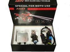 Kit Xenon H4 Moto Phare Bi-Xenon 6000K HID 35W Montage rapide