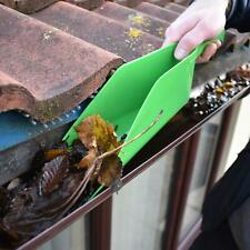 More details for gutter shovel debris scooper cleaner diy debris removal multi tool pack of 2