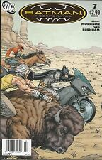 Batman Comic Issue 7 Incorporated Modern Age First Print 2011 Morrison Burnham