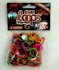 Craze Loops Happy Halloween 300+ & 5 Charms 51611