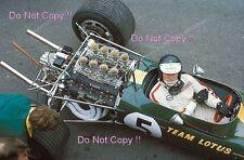 Jim Clark Lotus 49 Winner Dutch Grand Prix 1967 Photograph 11