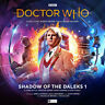 NEW SEALED BIG FINISH DOCTOR DR WHO SHADOW OF THE DALEKS 1 2CD PETER DAVISON