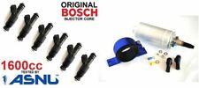 1500cc 1600cc Fuel Injectors x 8 + Fuel Pump for LS1 HSV Gen 3 XR8 VN>Z 15 Bosch