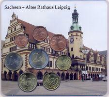 Deutschland Euro KMS 2004 A -  Neue Bundesländer Sachsen - Altes Rathaus Leipzig