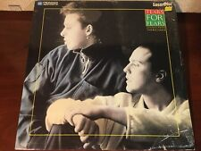 Laserdisc TEARS FOR FEARS Scenes From The Big Chair 1985 Pioneer Artist PA-86-14
