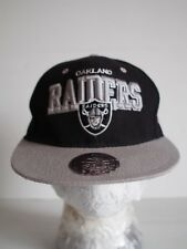 NFL Oakland Raiders baseball cap - Mitchell & Ness vintage collection