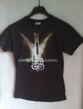 Coheed And Cambria T-Shirt Chopping Black Used Small