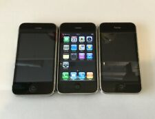 *AS-IS* Lot of 3x Apple iPhone 3G/3GS