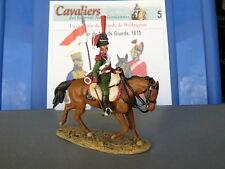 SOLDAT NAPOLEON DEL PRADO CAVALIER N° 12 CHEVAU-LEGER 1er REGIMENT DE BERG 1812