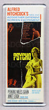 PSYCHO movie poster LARGE 'wide' FRIDGE MAGNET version 2 - HITCHCOCK CLASSIC!