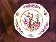 OLD CHELSEA PATT.  F.WINKLE, LUNCHEON PLATE, BIRDS,  EXCELLENT COND., c1910