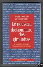 LE NOUVEAU DICTIONNAIRE DES GIROUETTES S.COIGNARD 1993