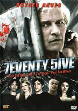 7eventy 5ive - 75 - Seventy Five ( Horror-Thriller ) mit Rutger Hauer NEU OVP
