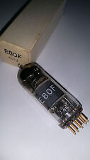 E80F Philips NOS goldpins  tested good on Funke W19s  Röhren / tubes Nr.A18