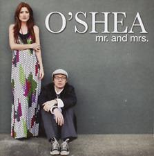 O'Shea - Mr. & Mrs. [New & Sealed] CD