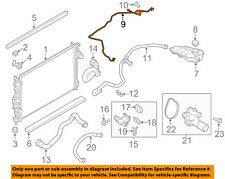 S L on 2002 Ford Focus Cooling System Diagram