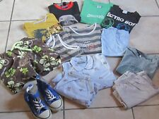 Lot vêtements garçon 6 ans, baskets  t 30, pyjamas etc..