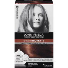 John Frieda Precision Foam 6N Light Natural Brown