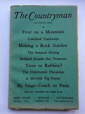 The Countryman Vol 41 XLI No 2 Summer 1950