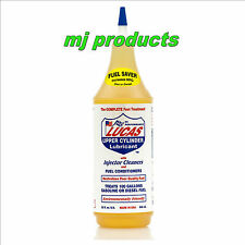 lucas fuel treatment, injector cleaner/fuel conditioner/ cylinder lubricant 1ltr