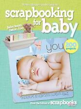 Scrapbooking for Baby (Better Homes and Gardens) (Better Homes & Garde-ExLibrary