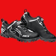 New Sidi Epic Men's MTB Shoe Size 45 / 10.5 Black