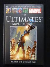 Marvel Graphic Novel - The Ultimates Super-Human Hardcover
