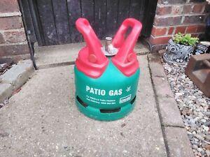 5kg Patio Gas Bottle - Empty