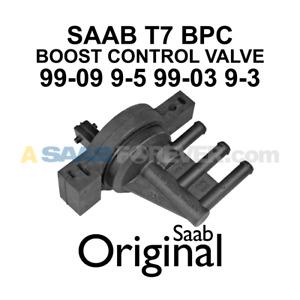 SAAB 9-5 99-09 9-3 99-03 T7 BPC BOOST PRESSURE CONTROL VALVE NEW OEM 55557331
