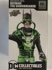 BATMAN THE DAWNBREAKER Statue #'d 8/5K Dark Nights Metal DC Collectibles