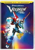 Voltron: Legendary Defender - Seasons 3-6 [New DVD] Boxed Set