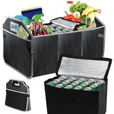 Car Interior Large Foldable Tidy Organiser Travel Storage Boot Bag Pockets