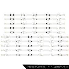 """LED Backlight Strip For LG 55"""" TV 6916L-1833A 6916L-1834A 55LB5550-UY BUSWLJR"""