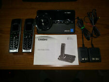 Uniden DCT3080 Dual Handset Cordless Phone & Digital Answering System