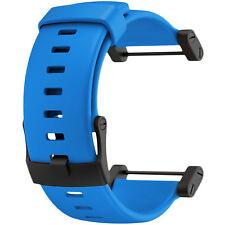 Suunto Core Blue Rubber Strap