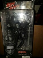 NECCA Sin City Kevin action figure with sledgehammer and interchangeable hands