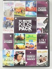 10 Movie Kids Pack Vol. 3 DVD Movie