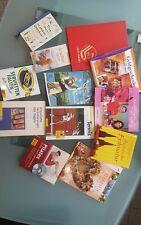 11 verschiedene Sachbücher