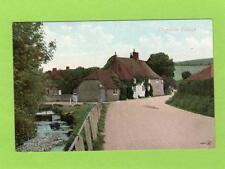 Singleton Village Nr Chichester unused pc Valentines Ref C543