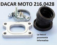 215.0428 COLLETTORE ASPIRAZIONE POLINI MALAGUTI  XTM 50 Minarelli AM6