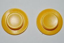 17192 Sombrero redondo marinero amarillo 2u playmobil,flamenco,rociero,sailor