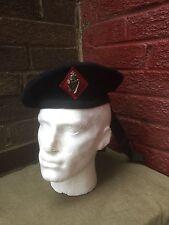 "Royal Irish Constabulary/Auxie balmoral ""Depot"" Coy cap size 58"